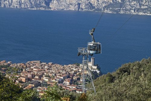 Svævebane til Monte Baldo
