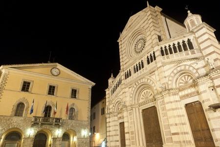 Domkirke i Grosseto