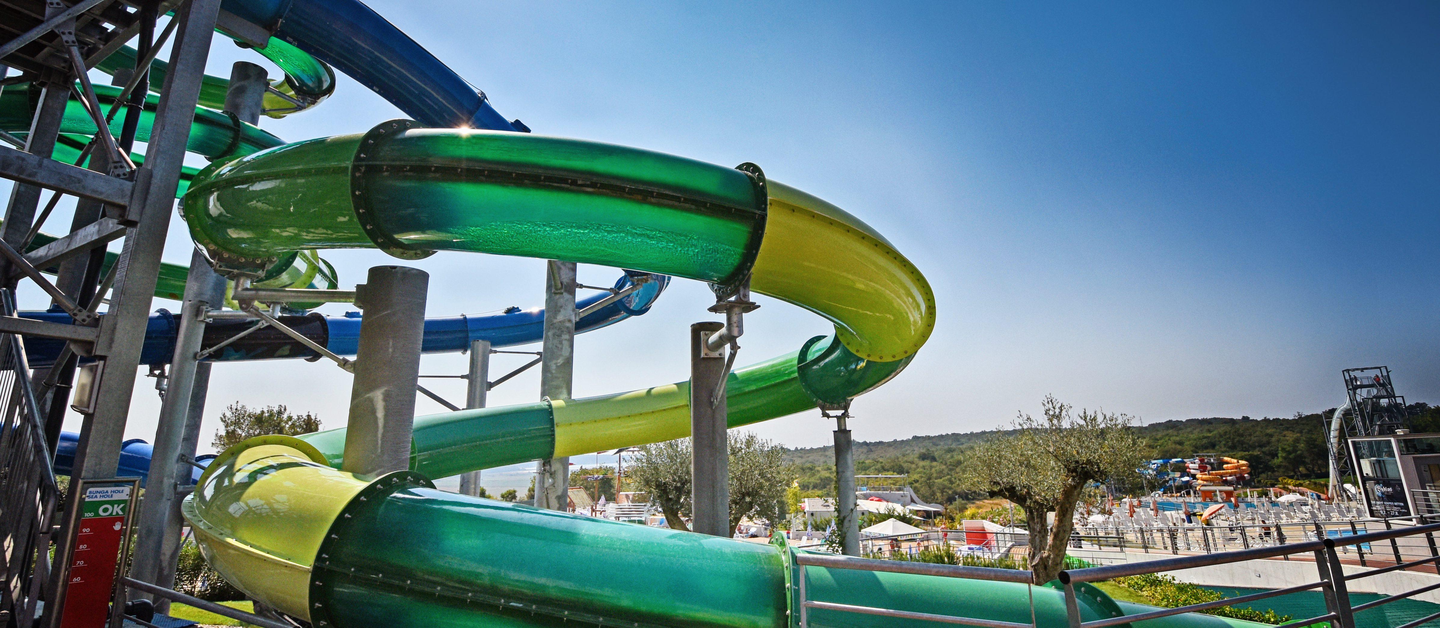 Aquapark Istralandia Kroatien