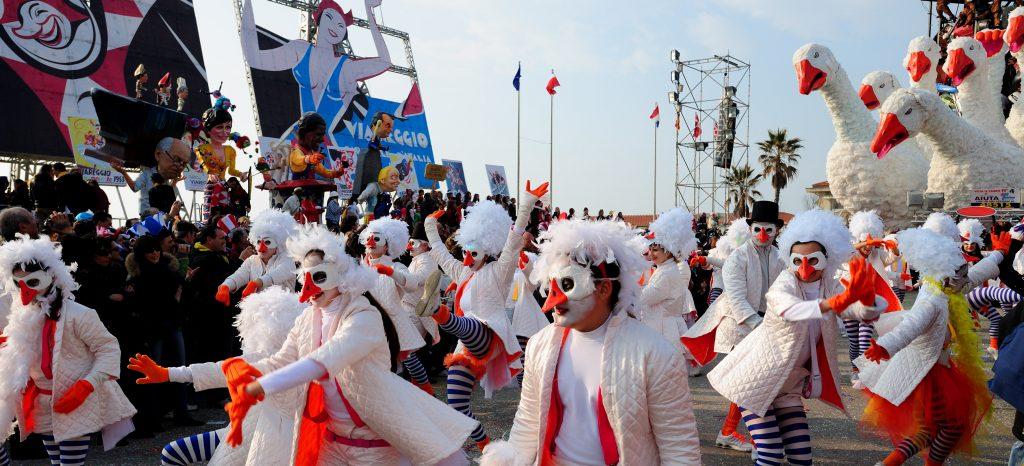 Karneval i Viareggio
