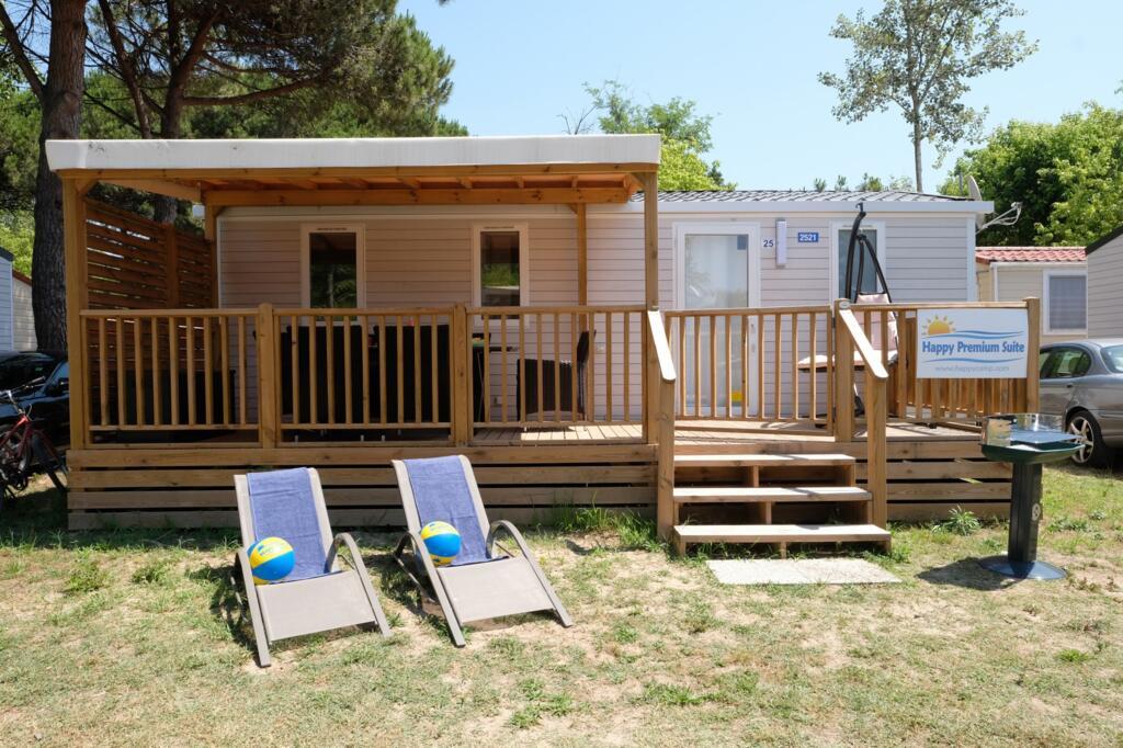 Happy Camp Premium Suite Mobilhome