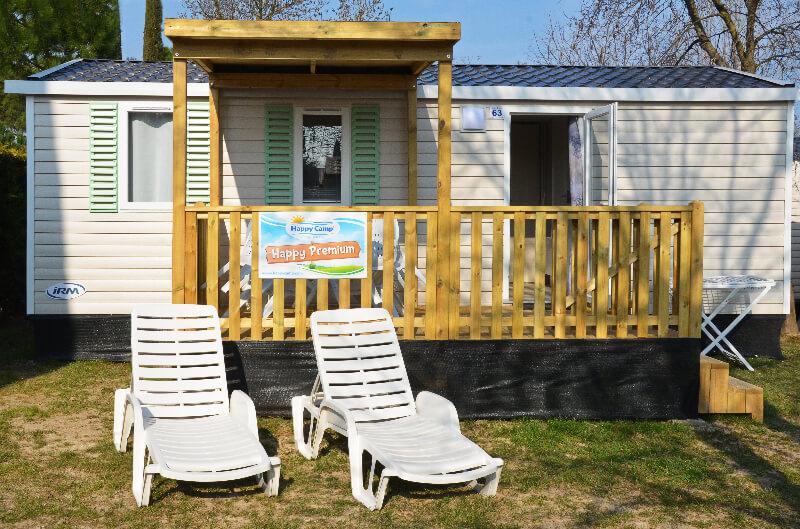 Happy Camp Premium Mobilhome